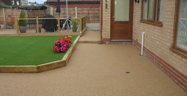 Resin Bound Gravel Specification in Abdy