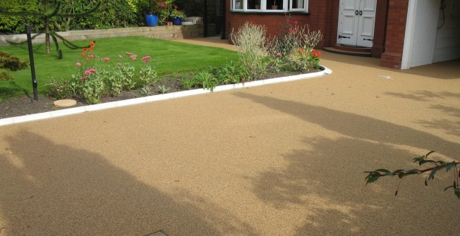 Gravel Driveway Surfaces in Acha