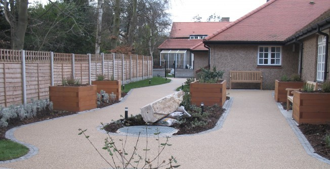 Stone Surfacing Installers in Ffos-y-fr