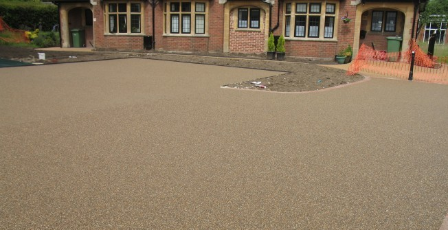 Sure Set Resin Driveway in Abbess Roding