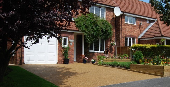 Domestic Stone Paving in Isle of Wight